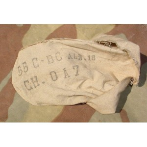 Powder bag for the french  155 C. M1917 fieldgun