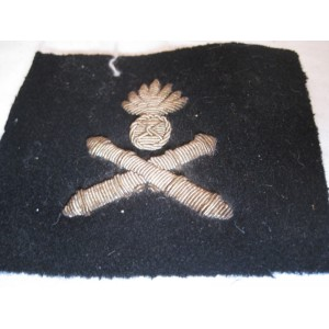French WWI - Machine-gunner insignia