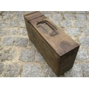 German militaria WWI - Ammunition box for the MG08 or MG08/15