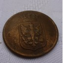 German Militaria WWI - rank buttons Prussia